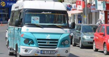 İzmir'de minibüs fiyatlarına zam!