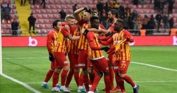 Kayserispor, Süper Lig'den düşmeyeceğine inanıyor
