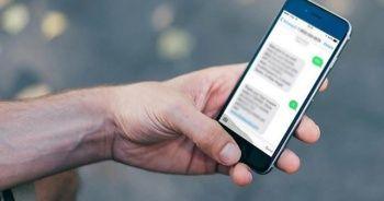 Küçükçekmece Belediyesinden SMS açıklaması