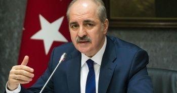 Kurtulmuş: Türkiye, Akdeniz'deki varlığını bu anlaşma ile ortaya koymuştur