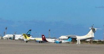 Libya'daki Mitiga Uluslararası Havalimanı yeniden açıldı