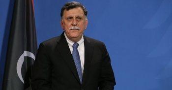 Libya'daki UMH Başkanı Serrac: Libya'yı üssünüz yapmayı hayal etmeyin