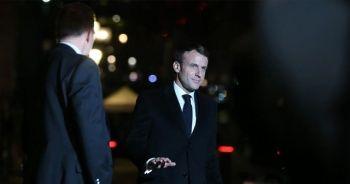 Macron: Suriye konusunda tüm belirsizlikler ortadan kalkmadı