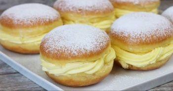 Mayasız Alman Pastası tarifi ve Çikolatalı Alman pastası yapımı ve tarifi