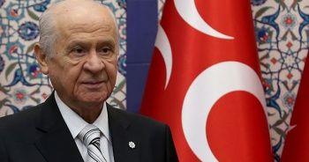 MHP Genel Başkanı Bahçeli'den yeni yıl mesajı