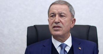 Milli Savunma Bakanı Akar: 'S-400'den vazgeçmek söz konusu değil'