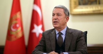 Milli Savunma Bakanı Akar: Türkiye, NATO içinde yükümlülüklerine bağlıdır