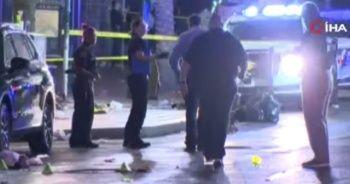 New Orleans'ta silahlı saldırı