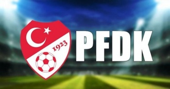 PFDK'den Jimmy Durmaz'a 3 maç men cezası