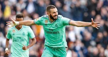 Real Madrid ligde galibiyet serisini 4'e çıkardı