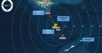 Şili askeri uçağı radardan çıkarak kayboldu