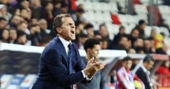 Stjepan Tomas: Gole kadar her şeyi yapıyoruz ama gol atamıyoruz