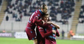 Trabzonspor, İH Konyaspor'u 1-0 mağlup etti