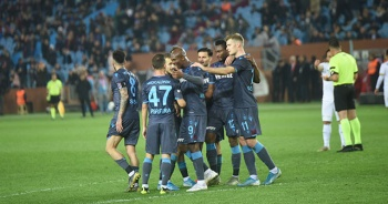 Trabzonspor sahasında İM Kayserispor'u 6-2 mağlup etti