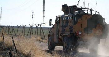 Türk - Rus 15'inci kara devriyesi tamamlandı