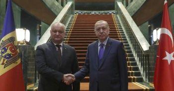 Türkiye ve Moldova'dan ortak açıklama yayımlandı