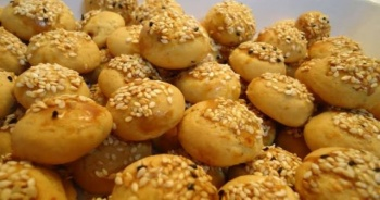 Tuzlu kurabiye tarifi, Tuzlu kurabiye nasıl yapılır? En kolay tuzlu kurabiye yapımı ve hazırlanışı