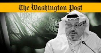 Washington Post: Suudi Arabistan'ın Kaşıkçı kararı adaletle alay etmektir