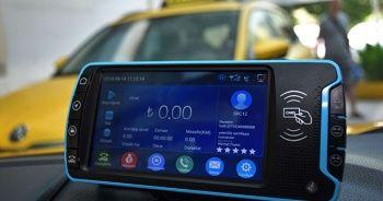Yılbaşında uygulama başlıyor: İzmir'de taksilerde dijital devrim