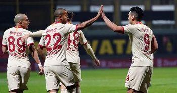 Ziraat Türkiye Kupası 5. turunda Tuzlaspor'u 4-0 yenen Galatasaray son 16 turuna yükseldi