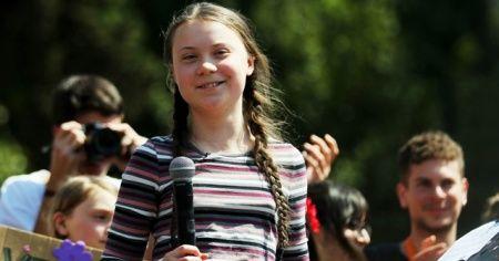 16 yaşındaki iklim aktivisti Greta, 'Yılın Kişisi' seçildi