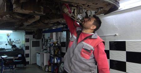 70 liralık masraftan kaçarken otomobilin motorundan olmayın