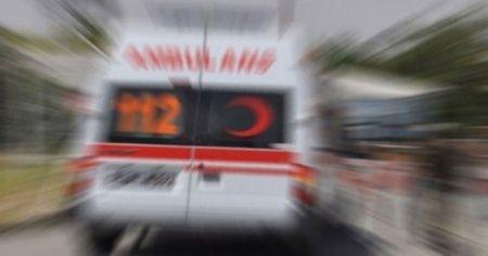 Adıyaman'da otomobil tarlaya devrildi: 4 yaralı