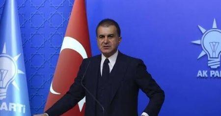 AK Parti Sözcüsü Çelik: ABD Senatosu'nun kararını şiddetle kınıyoruz