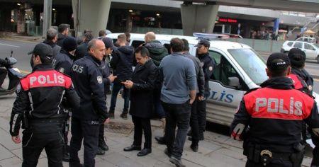 Ankara'da korku dolu anlar! 'Üzerimde bomba var!'