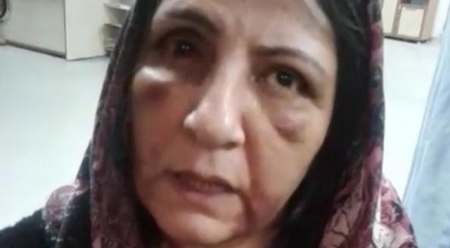 Annesini döverek hastanelik eden şahıs tutuklandı