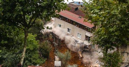 Arda Turan'ın otel inşaatı mağdur etti! Hasarlı evlerde yaşıyorlar