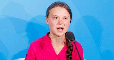 Aşırı sağcı lider, 'velet' dediği Greta'yı kızdırdı
