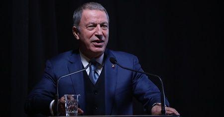 Bakan Akar: 'TSK'nin caydırıcılığı, saygınlığı her geçen gün artmaktadır'
