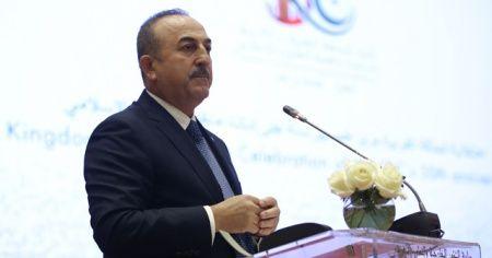 Bakan Çavuşoğlu: İsrail hayalini hiçbir zaman gerçekleştiremeyecek