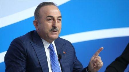 Bakan Çavuşoğlu'ndan Yunanistan'a 'Libya' tepkisi