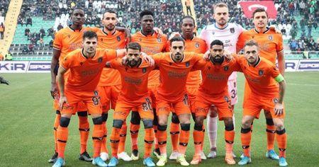 Başakşehir, Borussia Mönchengladbach maçının hazırlıklarına başladı