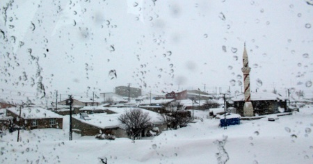 Bayburt'ta kar yağışı bekleniliyor