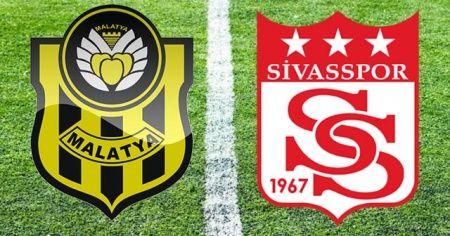 BtcTürk Yeni Malatyaspor Demir Grup Sivasspor maç özeti golleri! BtcTürk Yeni Malatyaspor - Demir Grup Sivasspor kaç kaç bitti?