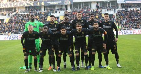 BtcTurk Yeni Malatyaspor'un serisi sona erdi