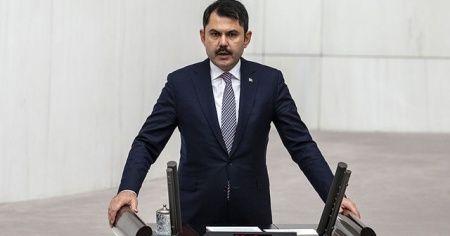 Çevre ve Şehircilik Bakanı Kurum: Kanal İstanbul Boğaziçi'ni koruma, kurtarma projesidir