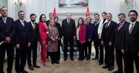 Cumhurbaşkanı Erdoğan'dan Londra'da önemli açıklamalar