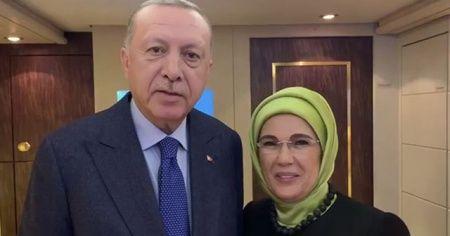 Cumhurbaşkanı Erdoğan'dan öğrencilerin davetine görüntülü mesajla yanıt