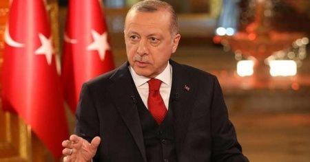 Cumhurbaşkanı Erdoğan: Libya ile mutabakat muhtırasında Sevr'in ters yüz edilmesi var