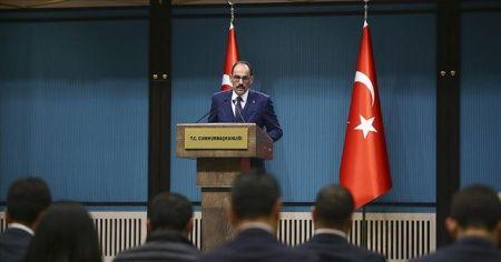 Cumhurbaşkanlığı Sözcüsü Kalın: Cumhurbaşkanı Erdoğan ile Putin Suriye konusunda görüşecek