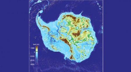 Dünya'nın karadaki en derin noktası Antarktika'da keşfedildi