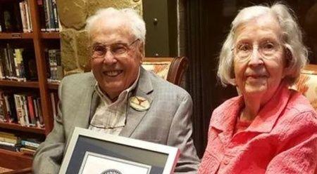 Dünyanın en yaşlı çifti 80'inci evlilik yıl dönümünü kutlayacak