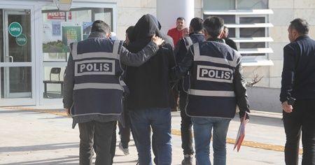 Elazığ'da hırsızlık operasyonu: 10 şüpheli adliyeye sevk edildi
