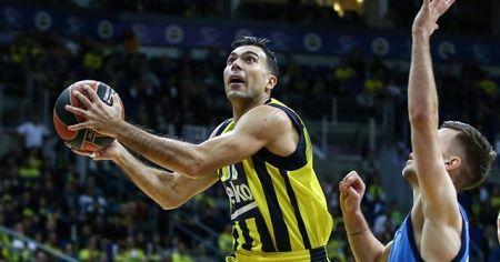 Fenerbahçe Beko, THY Avrupa Ligi'nde Panathinaikos'a konuk olacak