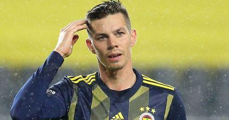 Fenerbahçe'de Zajc 6-8 hafta forma giyemeyecek
