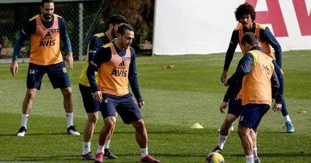 Fenerbahçe, Gençlerbirliği maçı hazırlıklarını tamamladı